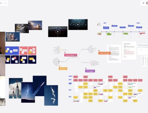 Werk jij al met de online tool Miro?